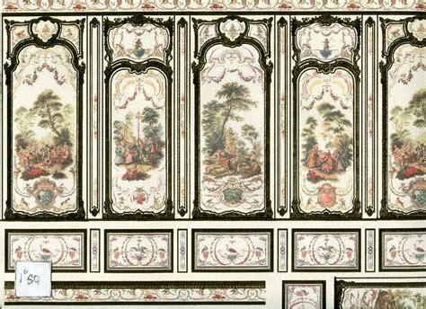 world model relief  wallpaper panel dollhouse p