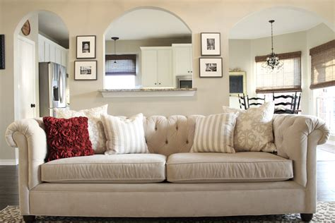 pottery barn sofa reviews 2017 review pottery barn chesterfield sofa and performance