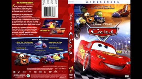 Finding Nemo 2003 Dvd Cars 2006 Dvd 💿