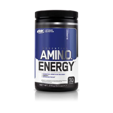Optimum Nutrition Amino Energy 270g | Optimum Nutrition