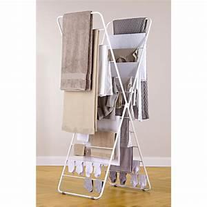 Bettwäsche Trocknen Wäscheständer : x dryer w schest nder wei mit 3 jahren garantie ~ Michelbontemps.com Haus und Dekorationen