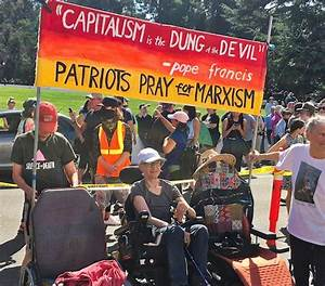 Antifa Feuding With Democratic Socialists Who 'Left Them ...