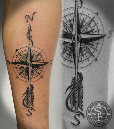 compass rose tattoo wrist google search tattoo ideas