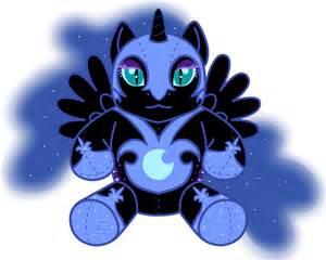 MLP Nightmare Moon Plush