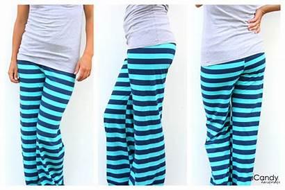 Pants Lounge Pattern Sewing Knit Pyjama Patterns
