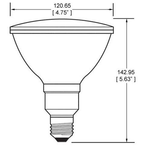 par38 led bulb weatherproof large par series par led