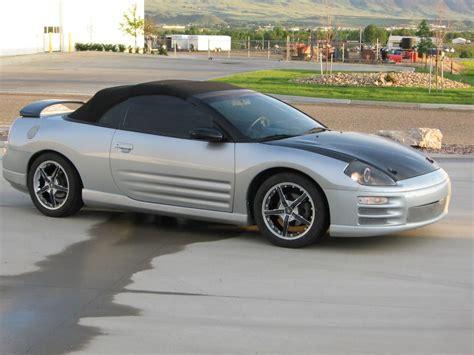 Custom Mitsubishi Eclipse by Mitsubishi Eclipse 2003 Convertible 2003 Mitsubishi