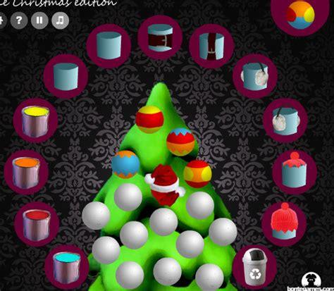 juego decorar con bolas navide 241 as el 225 rbol blogodisea