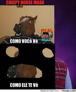 Horse Mask Meme