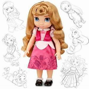 Disney Animators' Collection Aurora Doll from Amazon ...