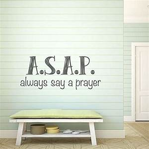 christian religious motivational vinyl wall decal quote With prayer wall decals for religious people
