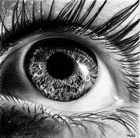 hyperrealistic pencil drawings  deeply  soulful