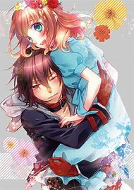 Amnesia Anime Heroine X Shin