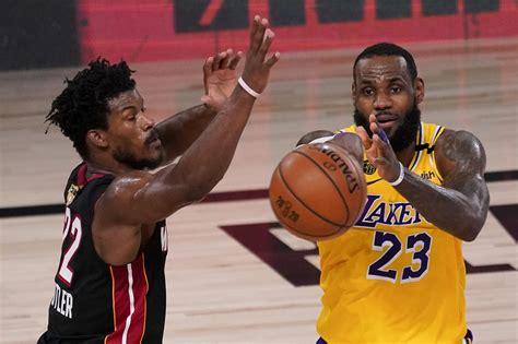 Los Angeles Lakers vs. Miami Heat free live stream (10/9 ...