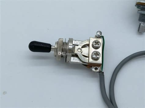 Guitar Pickups Wiring Harness Push Pull Switch