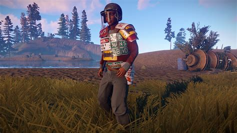 rust facepunch game armour