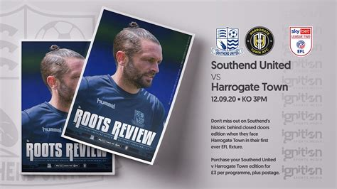 ROOTS REVIEW IS BACK! - News - Southend United
