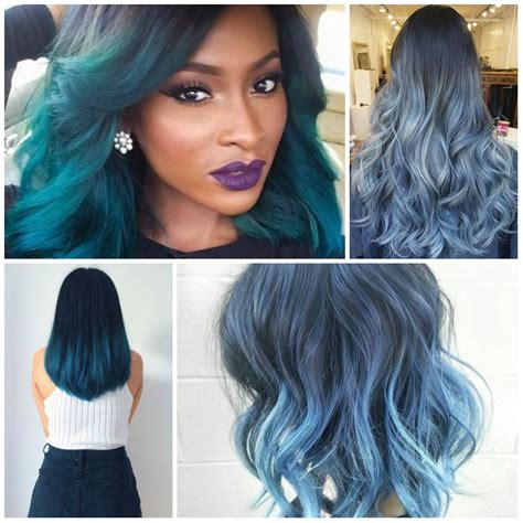 Ombre Best Hair Color Ideas And Trends In 2017 2018