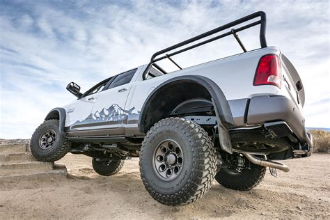 Aev Prospector Xl by Dodge Ram Overland Overhaul Aev Prospector Xl Gearjunkie