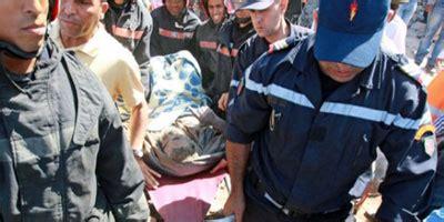 effondrement d une maison 224 casablanca un sexag 233 naire retir 233 vivant des d 233 combres lavieeco