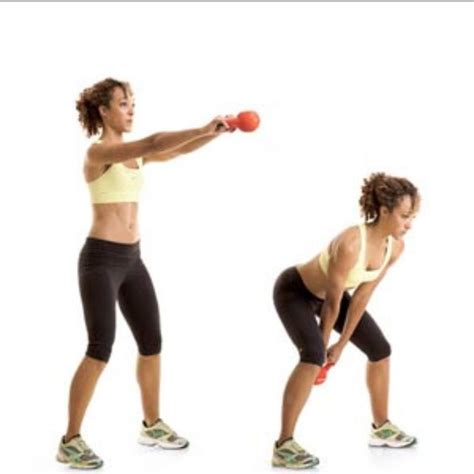 hip thrust kettlebell kettle bell swing dumbbell swings exercise workouts workout crossfit ups exercises step travel gap skimble reps leg