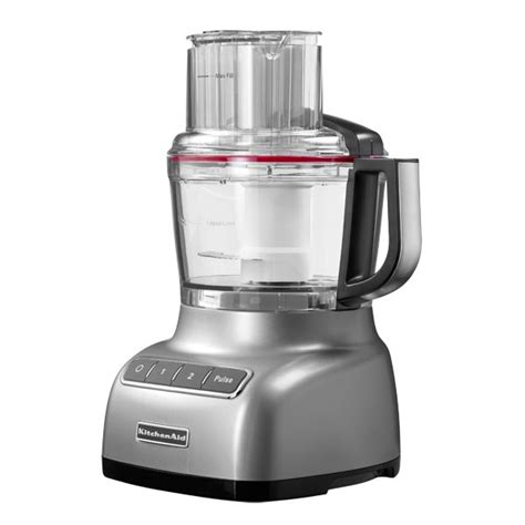 menager cuisine ménager gris argent 2 1 l 240 w kitchenaid robots