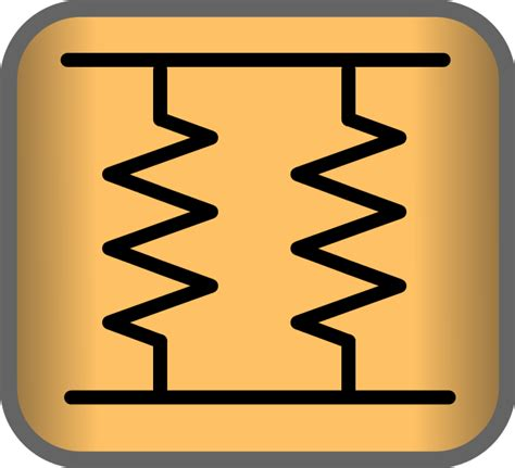 File Parallel Resistor Button Svg Wikimedia Commons