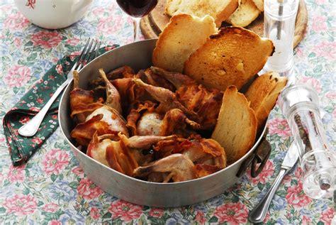 comment cuisiner la becasse recette bécasse ou bécassine rôtie