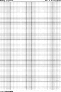 Blank Bill Of Sale Template Knitting Graph Paper Template Free Download Speedy