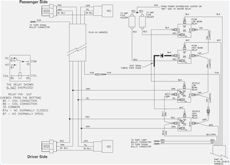 sno way plow wiring diagram vivresaville