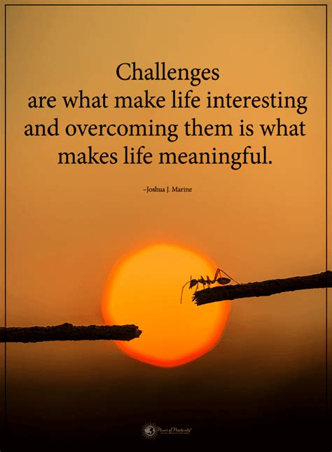 quotes challenges    life interesting