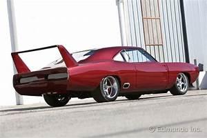 Fast & Furious 6 Cars: 1969 Dodge Charger Daytona ...