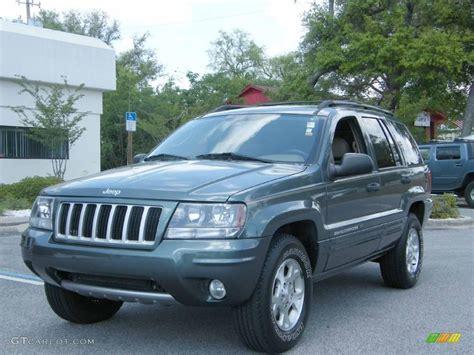 2004 onyx green pearl jeep grand laredo 8247901