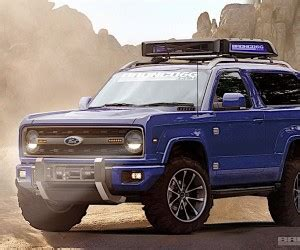 check   amazing  ford bronco renderings