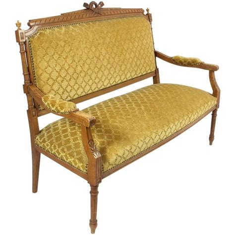 Settee Sale by Louis Xvi Style Settee For Sale At 1stdibs