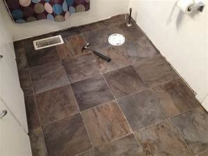 bathroom toilet subfloor repair new glueless flooring With sub flooring repair