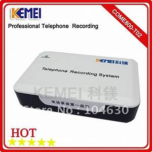 Phone Call Recorder Voice Logger Recording System