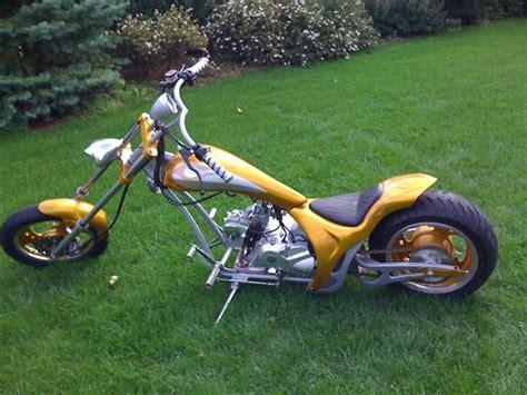 Minibike Mini Chopper (dax Motor)