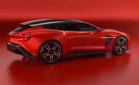 Aston Martin Vanquish Zagato Shooting Brake is one sexy ...
