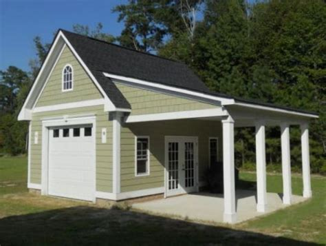 Garage Plans With Porch by Detached Garage Plans With Porch Garage Layouts Ideals