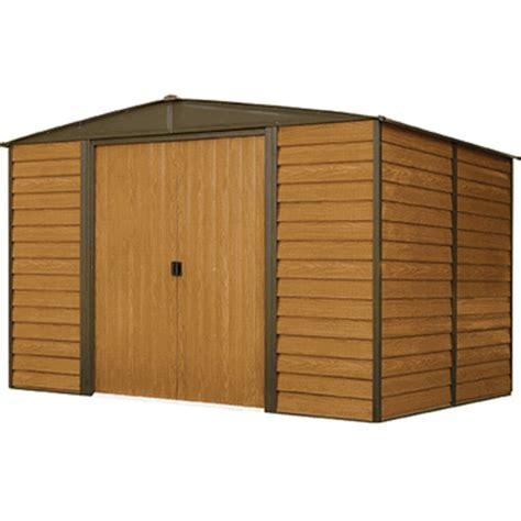 Arrow Woodridge Steel Storage Sheds by Arrow Woodridge 10 X 6 Storage Shed