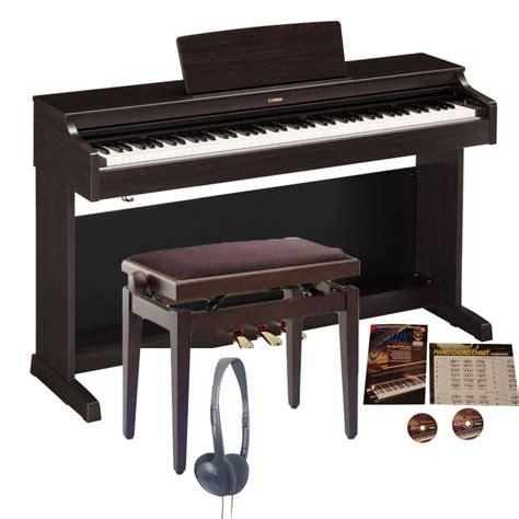 yamaha arius ydp 163 yamaha ydp 163 digital piano rosewood bundle from rimmers