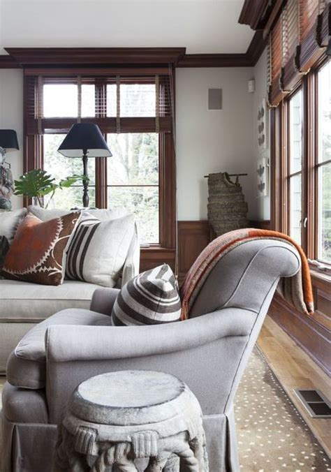 paint colours that go with natural wood trim cozy living