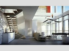 Luxurious duplex apartment in Jerusalim 3D Visualisation