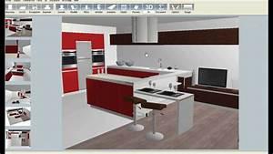 Logiciel de cuisine 3D YouTube