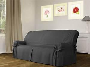 donnez une seconde vie a son canape avec une housse deco With tapis chambre bébé avec housse pour canapé cuir 2 places