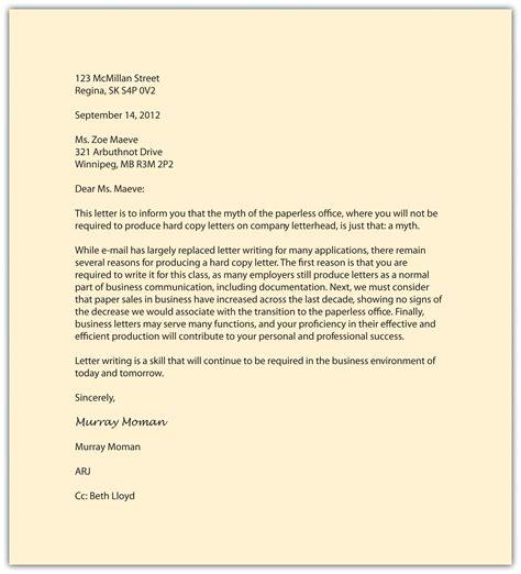 sample memo  business etiquette sample business letter
