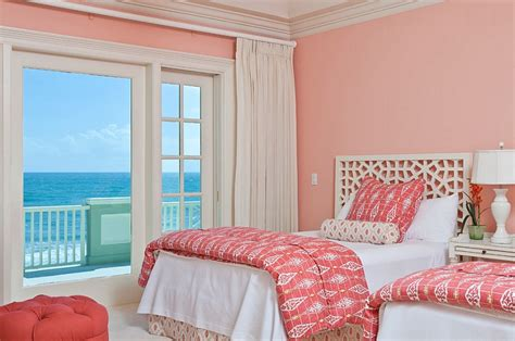 Teal And White Bedrooms color trends coral teal eggplant and more