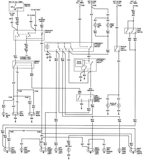99 Jettum Headlight Wiring Diagram by Repair Guides Wiring Diagrams Wiring Diagrams