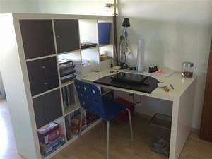 Ikea Regal Mit Schreibtisch : ikea schreibtisch expedit wei ~ Michelbontemps.com Haus und Dekorationen